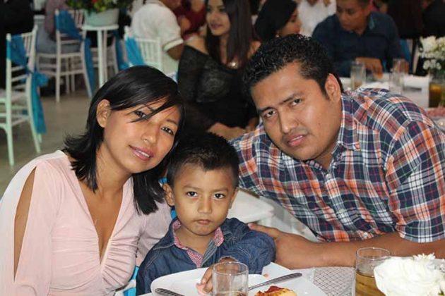Familia González García.