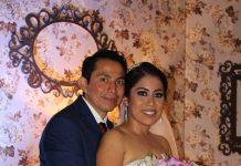 Carlos Medel, Cindy Torres.