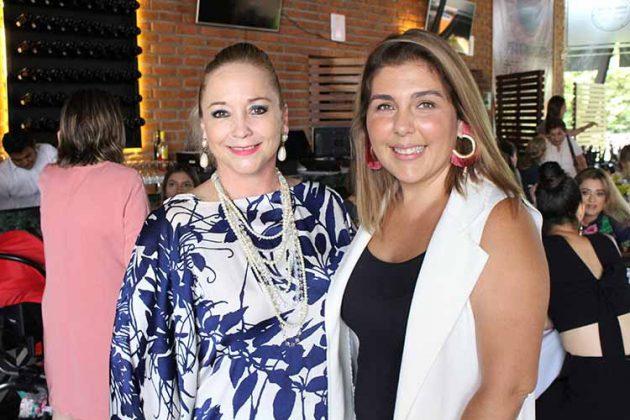Mónica Valdez, Ana Paola Ituarte.