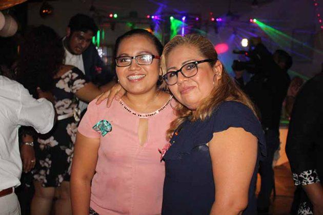 Ivette Reniser, Guadalupe García.