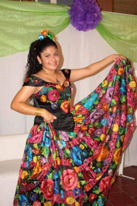 Fernanda Espinosa.