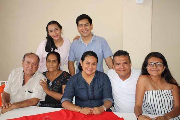Familia Guevara.
