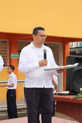 Pbro. Gonzalo Vázquez, director general del CMH.