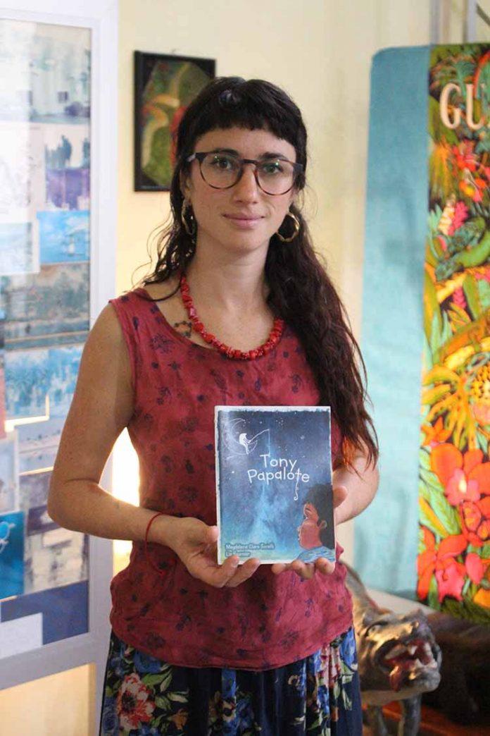 Clara Torrelli.