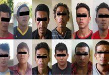 Operativo Anti Pandillas Permite Detención de 34 Miembros de la MS13 y Barrio 18