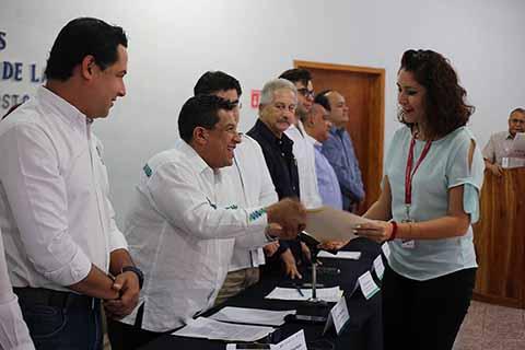 Empresas Chiapanecas Serán Proveedoras de la ZEE de Puerto Chiapas