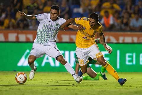 Tigres 0-0 Cafetaleros 0 Jornada 3 de la Copa MXTigres 0-0 Cafetaleros 0 Jornada 3 de la Copa MX