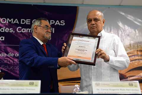 Obtiene la Licenciatura en Filosofía que Oferta la UNACH la Acreditación Nacional