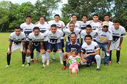 Abarrotes Naty Gana 3-1 a Deportivo Aranda