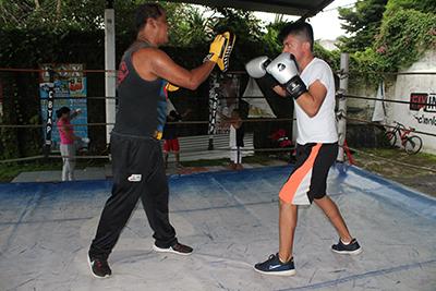 Destacan Beneficios de Practicar Boxeo
