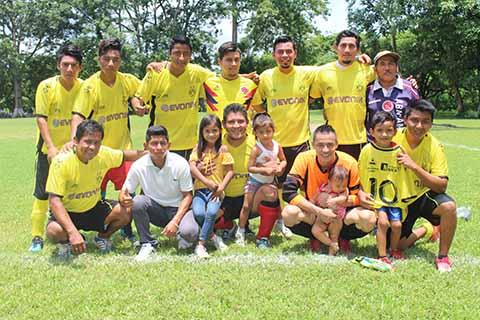 San Juan Golea 5-1 a San Agustín