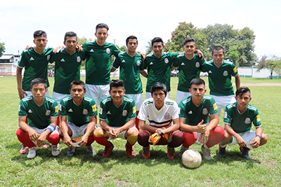 Club HP Supera 3-2 a Tapachula