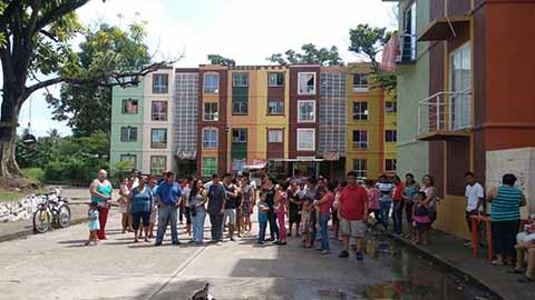 Habitantes de Casas Geo Denuncian Fraude por Parte de Constructora