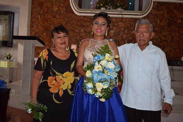 Lute Mendoza, Karla Mariana, Pablo de León.