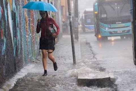 Vienen los Meses de Mayor Precipitación en Chiapas: PC