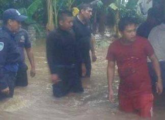 Intensas Lluvias Desbordan Ríos en la Costa Afectando Viviendas