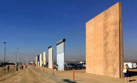 Muro Fronterizo, una Obsesión de Trump que Desperdiciará Millones de Dólares