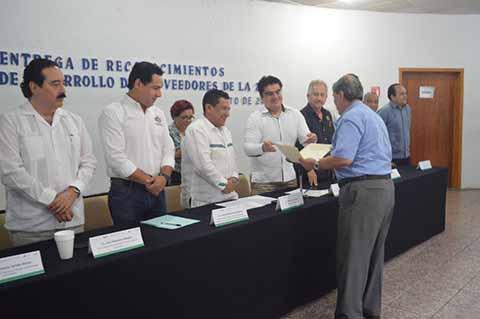 Futuros Proveedores de ZEE en Puerto Chiapas