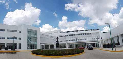 Nuevo Hospital Regional ya Cuenta con Ruta de Transporte