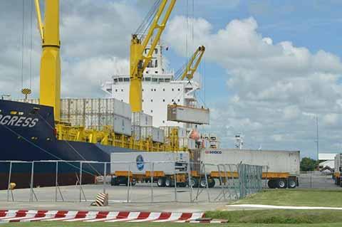 Urge Mejorar Infraestructura en Puerto Chiapas Para Incrementar la Exportación del Banano