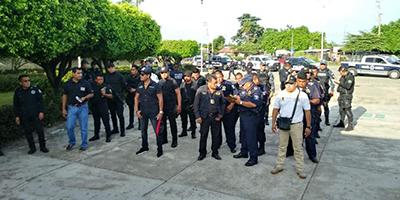 Buscan a Maras y Delincuentes en Tapachula