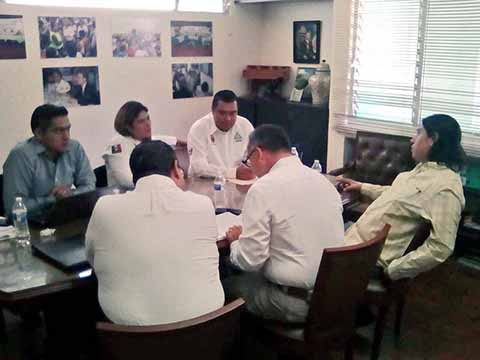 Brindan Seguimiento en la Atención a Desplazados en Chiapas