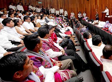 Recibirá Poder Judicial a Presidentes Municipales Electos
