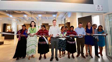 Al supervisar los avances en el Musart, el Gobernador Velasco afirmó que este museo forma parte del nuevo Instituto Casa de las Artesanías de Chiapas y fortalecerá a esta importante actividad, que es motivo de orgullo para la Entidad.