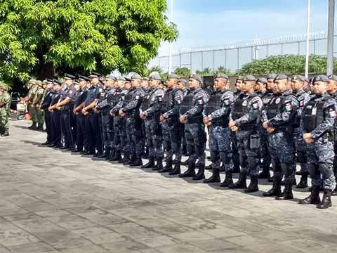 Conmemoran Cuatro Años de la Creación de la División de Gendarmería