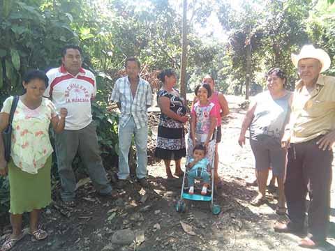 Obras Inconclusas Deja el Alcalde de Tuxtla Chico