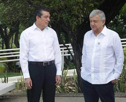Chiapas eje Fundamental en el Desarrollo Bilateral México - Guatemala: Rutilio Escandón