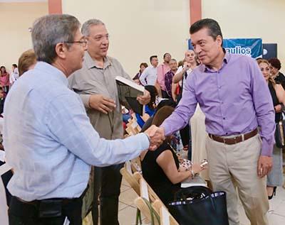 Junto con las Universidades, Trabajamos un Plan de Gobierno Sensible a la Realidad de Chiapas: Rutilio