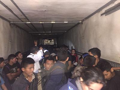 Rescatan a 150 Migrantes en Tabasco