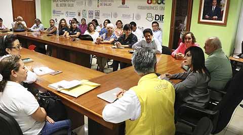 Supervisa Federación 35 Programas Preventivos de Salud en Chiapas