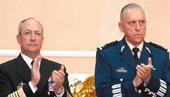 Ejército y Marina Seguirán en las Calles: AMLO