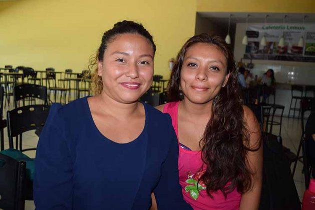 Janny Cruz, Margarita Villanueva.