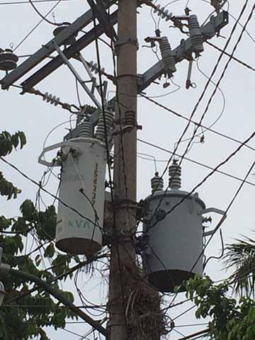 CFE Desatiende Falla Eléctrica en el Surponiente de la Ciudad