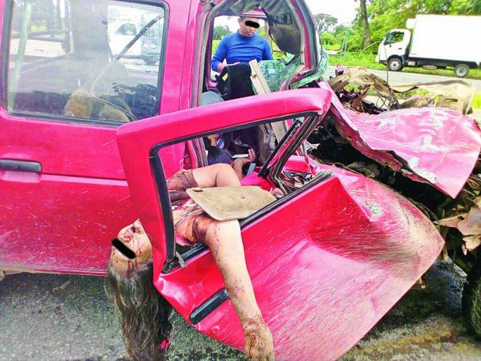Tres Muertos en Fatal Accidente