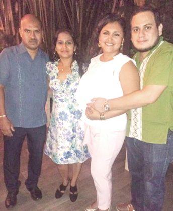 Selene Vela, Jesús Damián, María Luisa Vela, Sergio Lomelí.