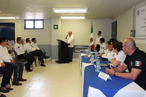 Extiende UNACH Educación a Distancia al Penal Número 15 con sede en Villa Comaltitlán