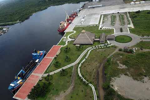 Buscan Invertir 16 Empresas en la ZEE de Puerto Chiapas