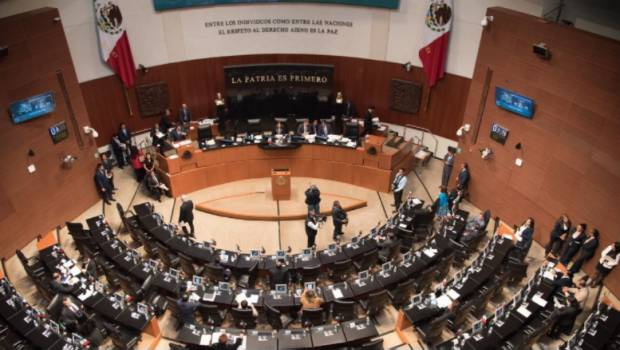 SENADO Pretende Reducir Financiamiento Público a Partidos Políticos