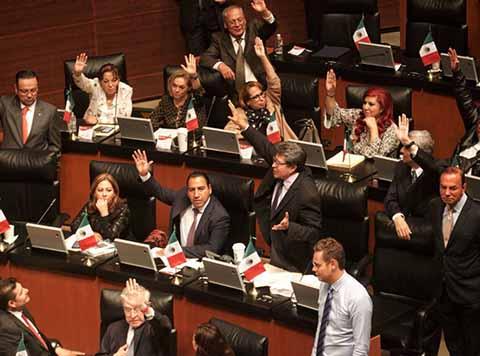 Senado Aprueba Plan de Austeridad Presupuestal
