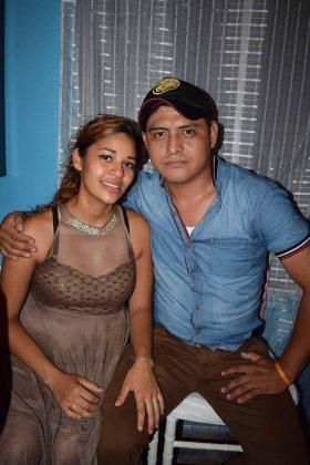 Sofía Escobar, Erick Borrayo.