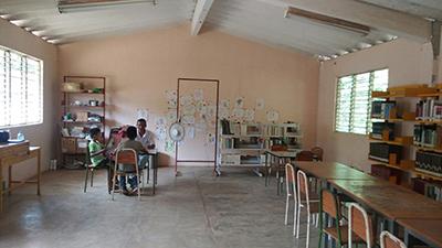 Sin Respuesta de las Autoridades Para Reconstruir Biblioteca Rural