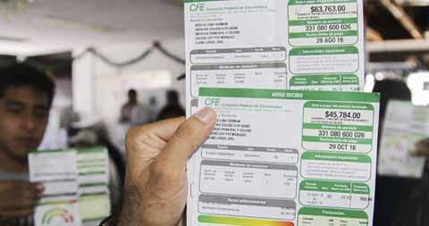 Gobiernos Recibirán Como Herencia Adeudos a la CFE por Más de 45 Mmdp