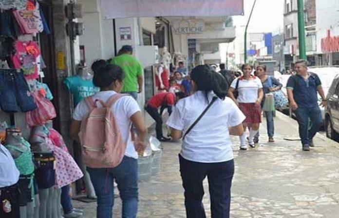 Afecta Severamente al Comercio la Presencia de Pandilleros en el Centro: Canaco Servytur