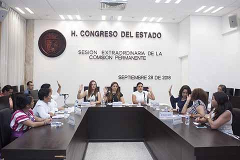 Congreso del Estado Aprueba Otorgar Pensión a Familia del Periodista Mario Gómez