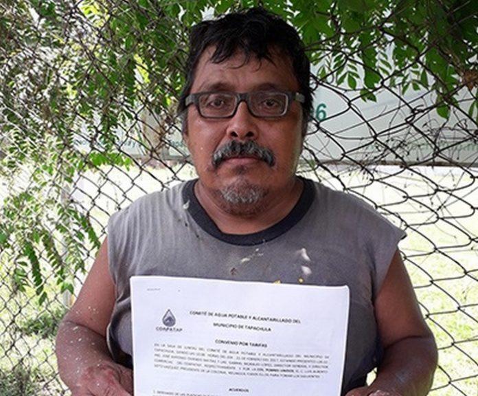 Se Declaran en Resistencia Civil más de 2 Mil 500 Usuarios del Coapatap