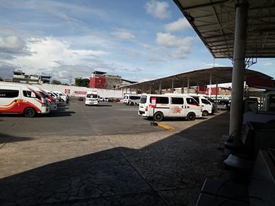 Disminuye Afluencia de Pasajeros en Terminal de Corto Recorrido